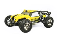 IN.12891 - 1/12 4WD BATTERY POWERED OFF-ROAD DESERT TRUCK